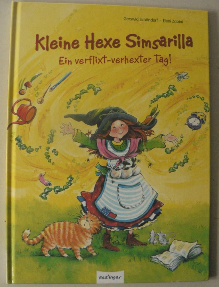 Kleine Hexe Simsarilla - Ein verflixt-verhexter Tag