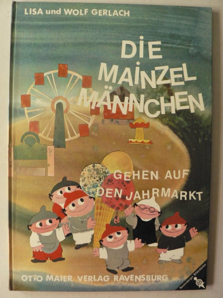 Die Mainzelmännchen gehen auf den Jahrmarkt (Band 3) 2. Auflage/21.-40.Tausend
