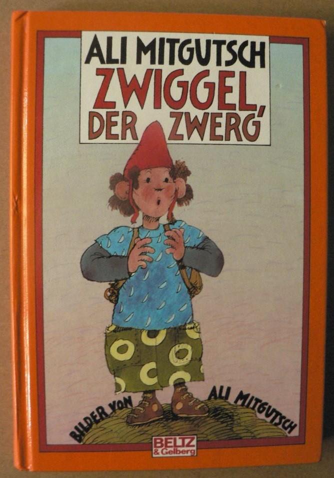 Zwiggel, der Zwerg. Zwergenroman für Kinder
