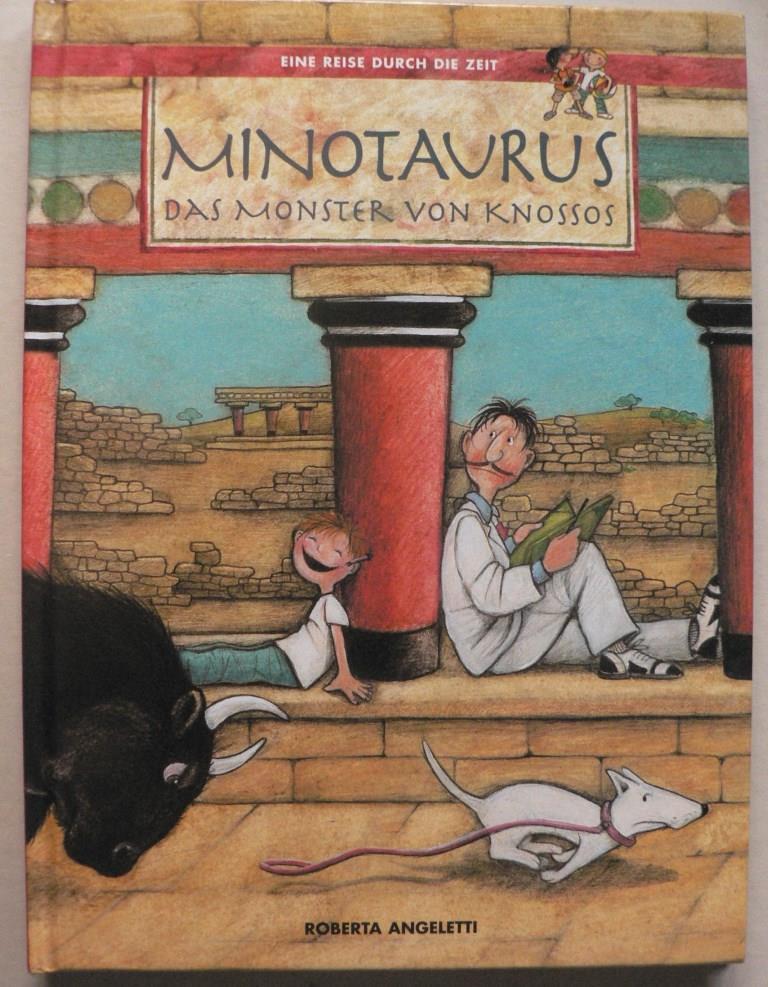 Minotaurus, das Monster von Knossos - Eine Reise durch die Zeit