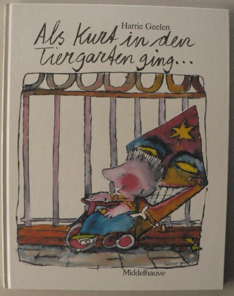 Als Kurt in den Tiergarten ging... 1.-8.Tausend