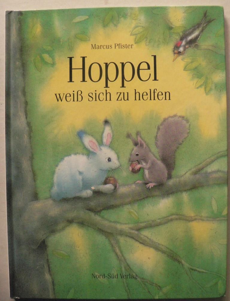 Hoppel weiß sich zu helfen