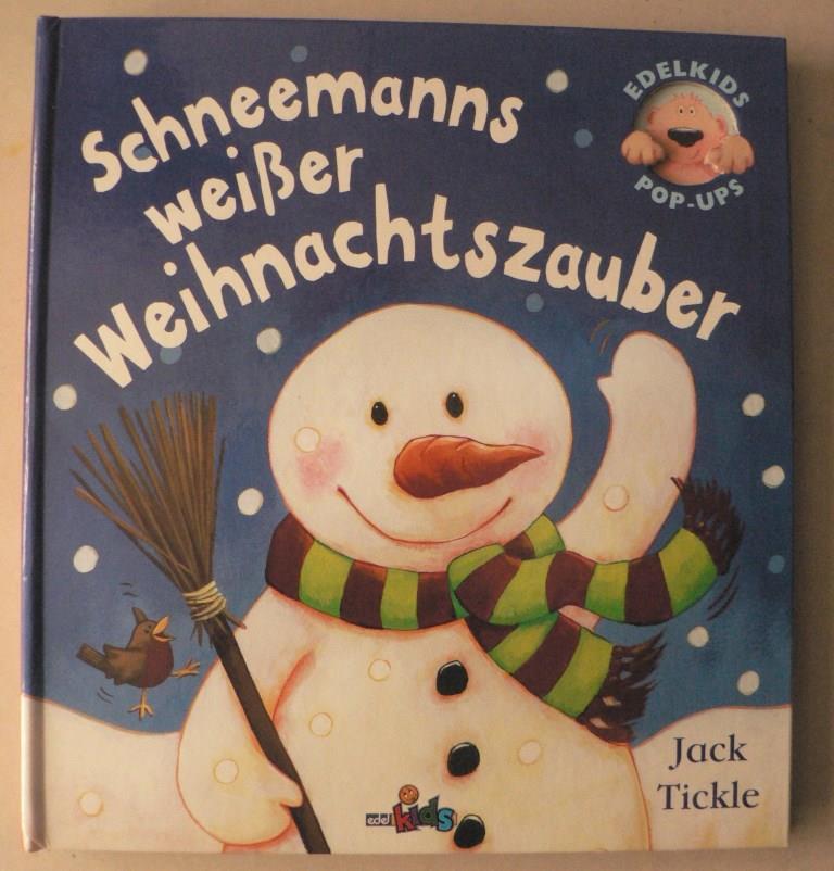 Schneemanns weißer Weihnachtszauber (Edelkids Pop-ups)
