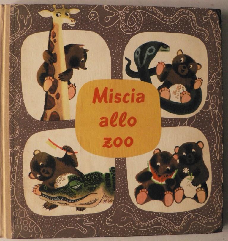 Miscia allo zoo