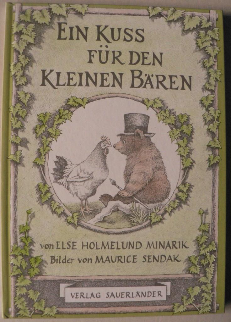 Else Holmelund Minarik/Maurice Sendak (Illustr.)/Hildegard Krahé (Übersetz.) Ein Kuss für den kleinen Bären 4. Auflage/26.-30.Tausend
