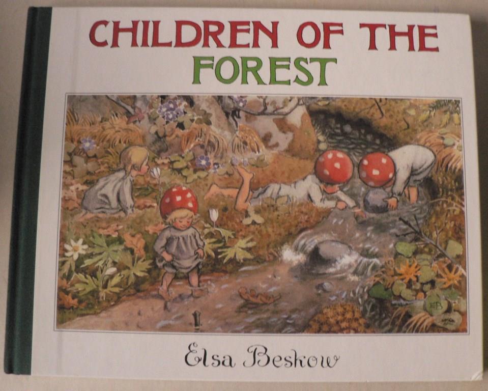 Elsa Beskow/Alison Sage (Übersetz.) Children Of The Forest 9. Auflage