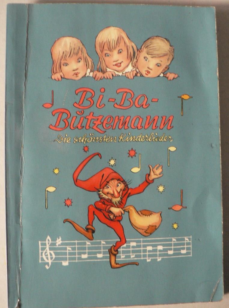 Bi-Ba-Butzemann. Die schönsten Kinderlieder 7. Auflage