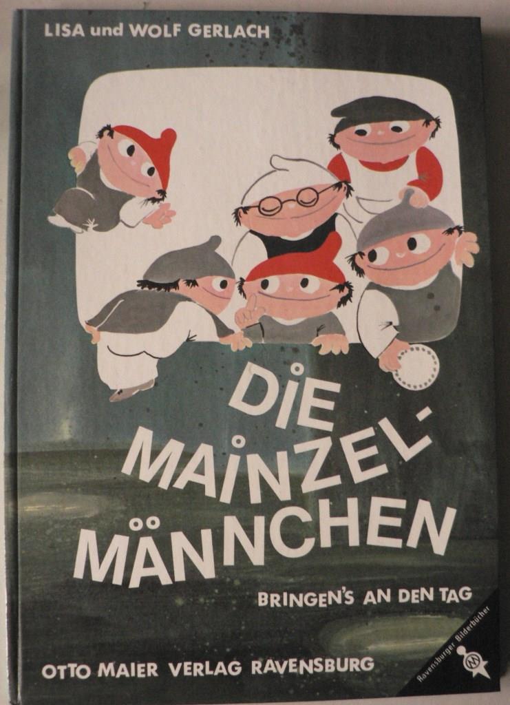 Die Mainzelmännchen bringen`s an den Tag (Band 1)