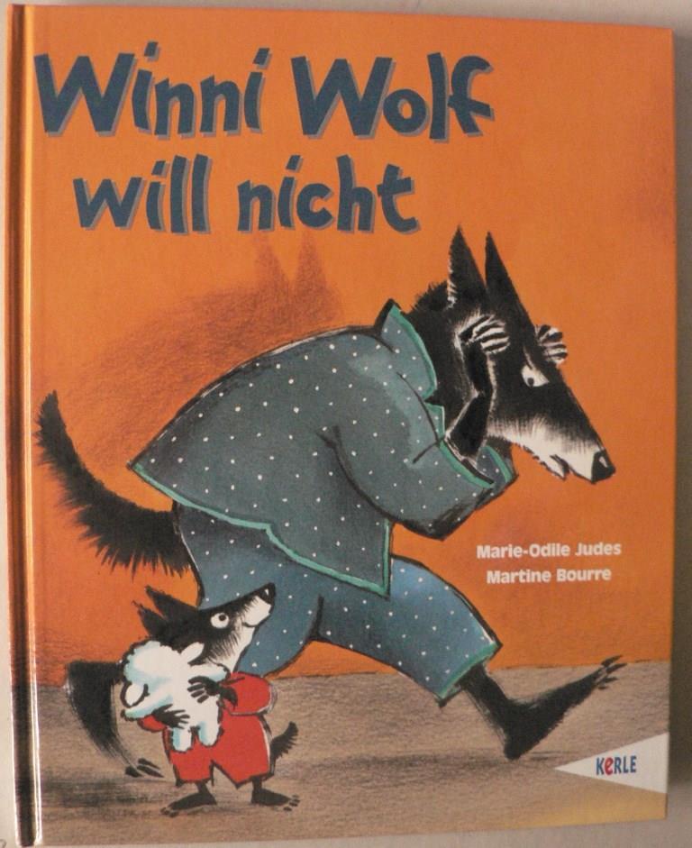 Winni Wolf will nicht