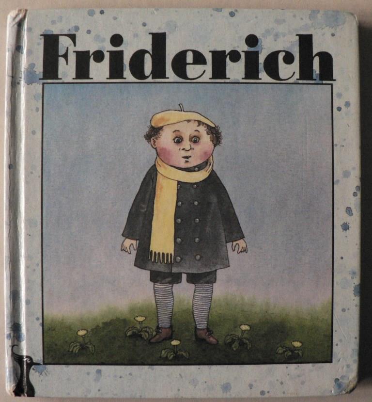 Friderich 1. Auflage
