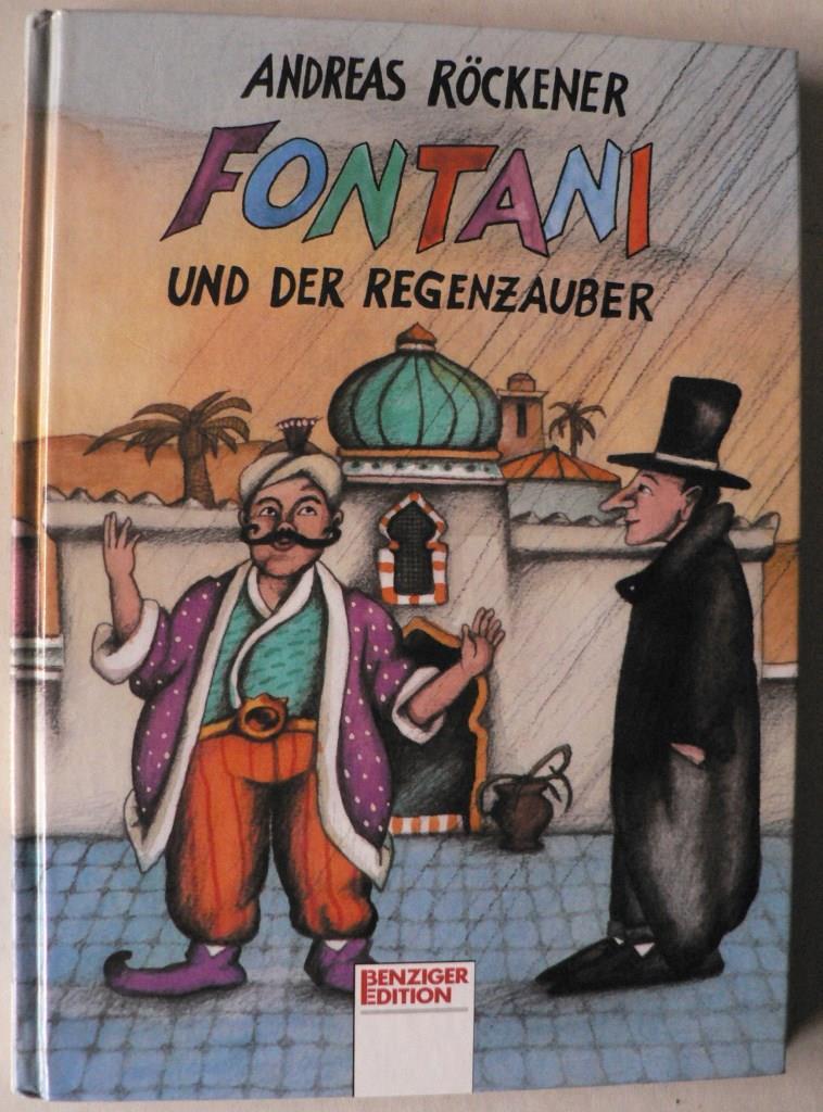 Fontani und der Regenzauber 1. Auflage