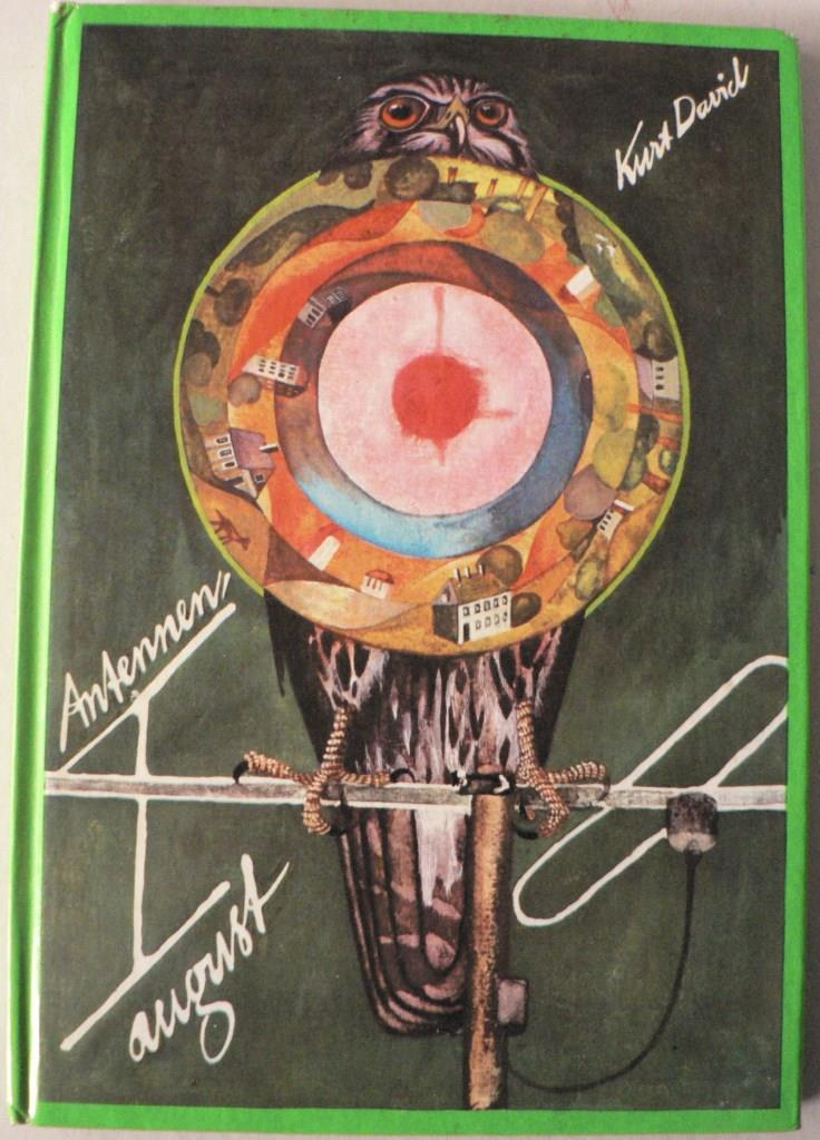 Antennenaugust 1. Auflage