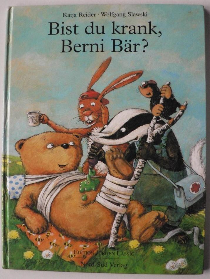 Bist du krank, Berni Bär?