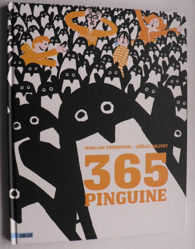 365 (dreihundertfünfundsechzig) Pinguine 1. Auflage