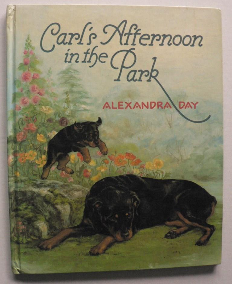 Carl`s Afternoon in the Park