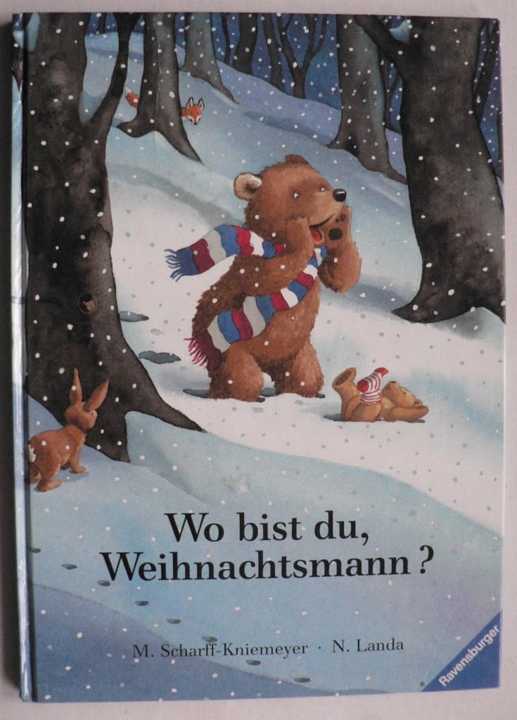 Wo bist du, Weihnachtsmann? 2. Auflage