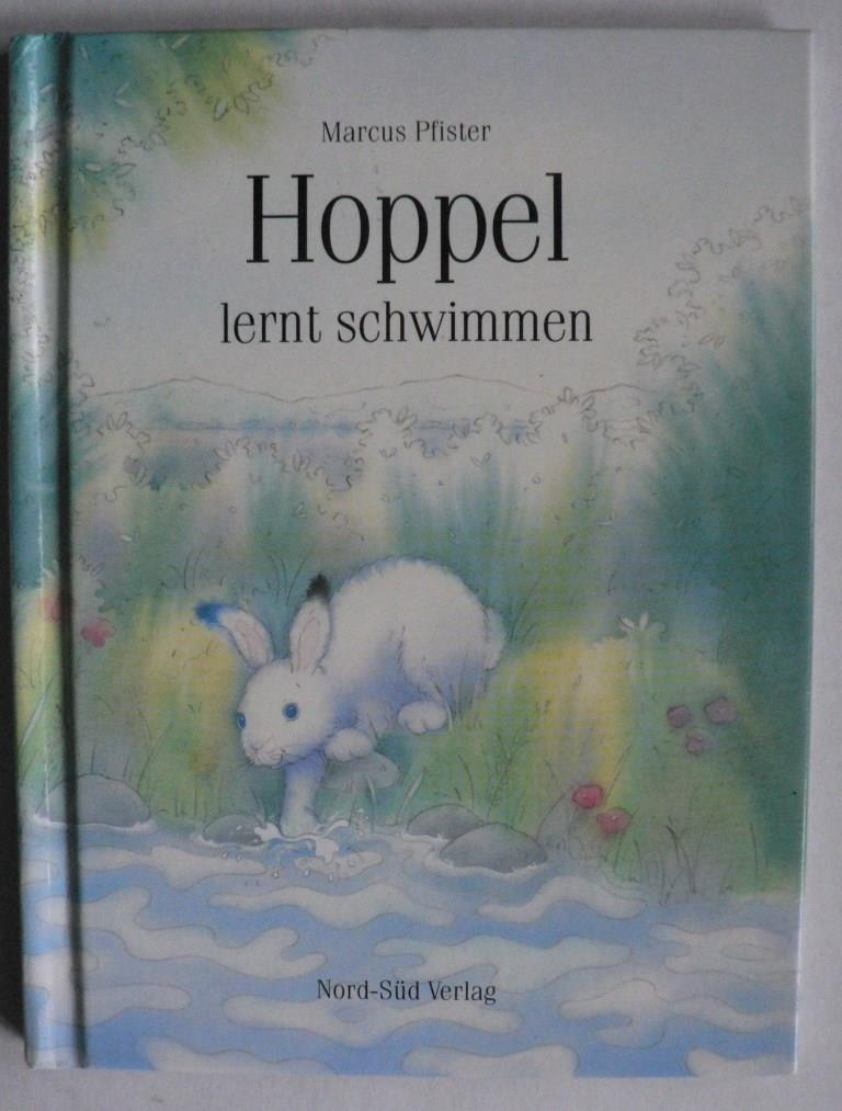 Hoppel lernt schwimmen Sonderausgabe mit leicht gekürztem Text