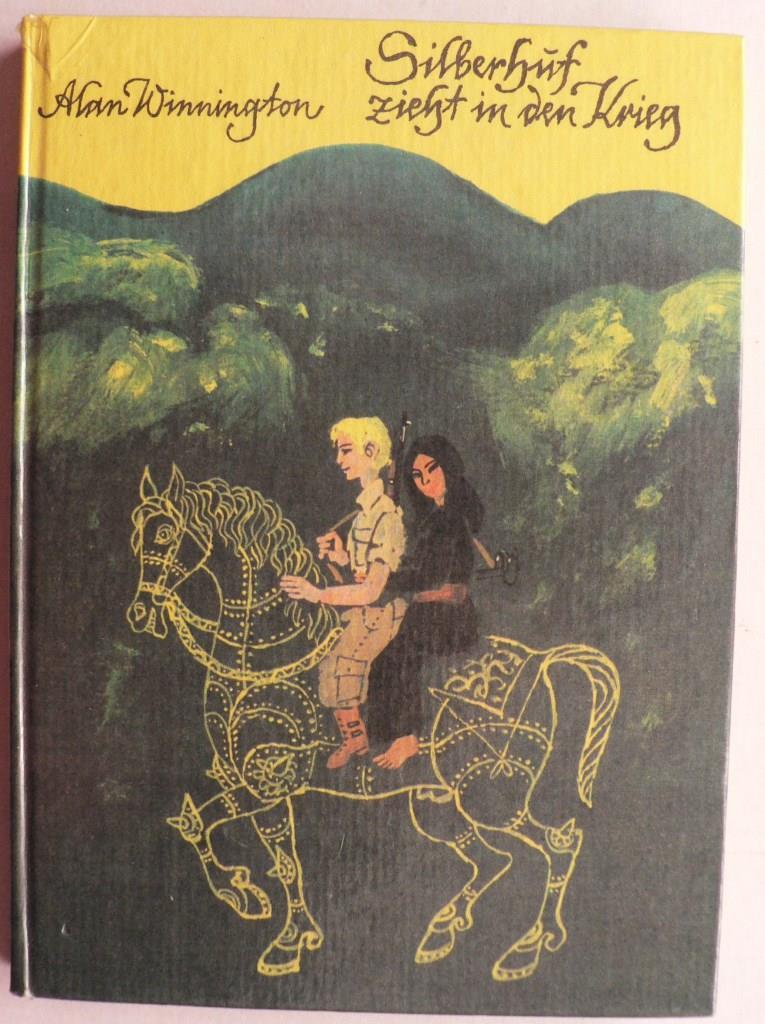 Silberhuf zieht in den Krieg 4. Auflage