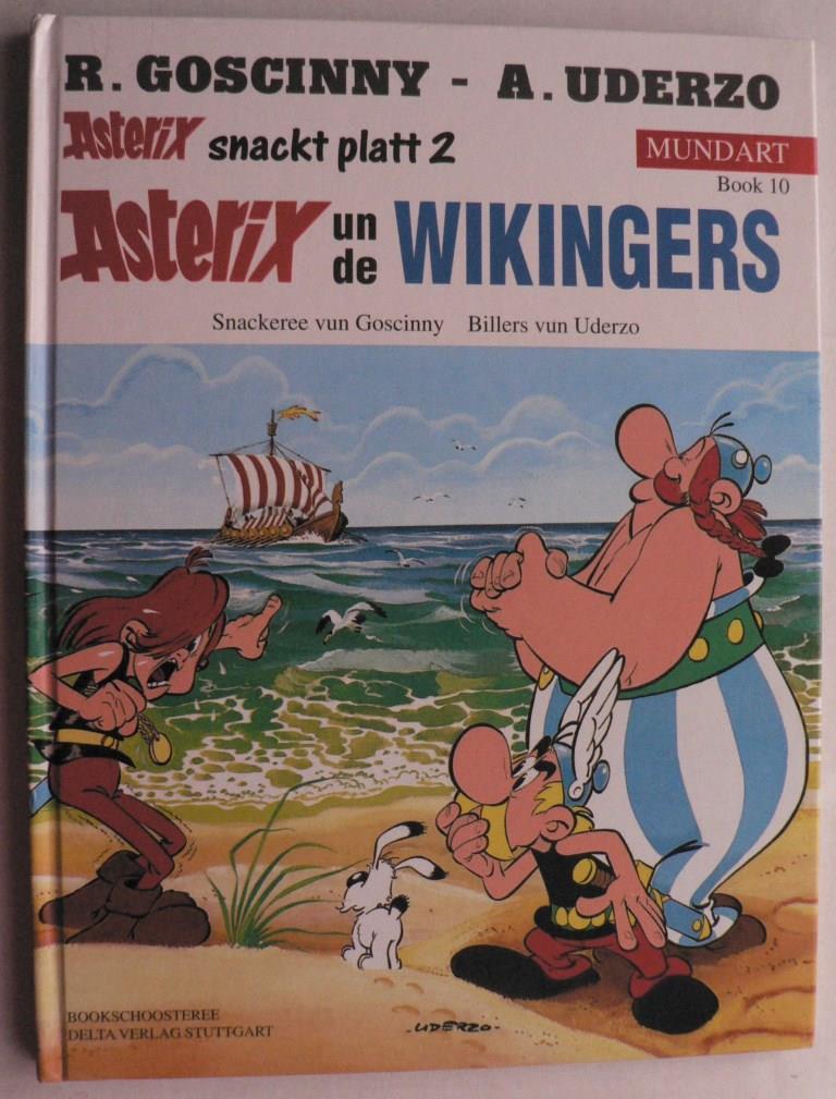 Asterix Mundart (Plattdeutsch 2):  Asterix un de Wikingers (Book 10)