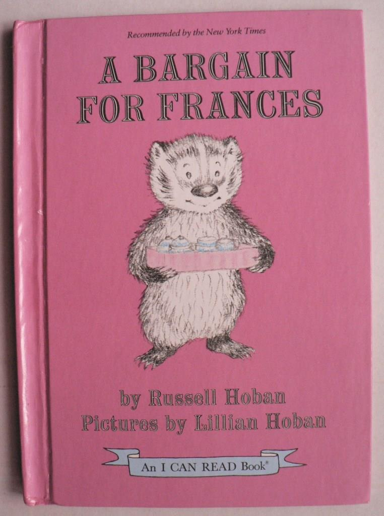 A Bargain For Frances (An I Can Read Book)