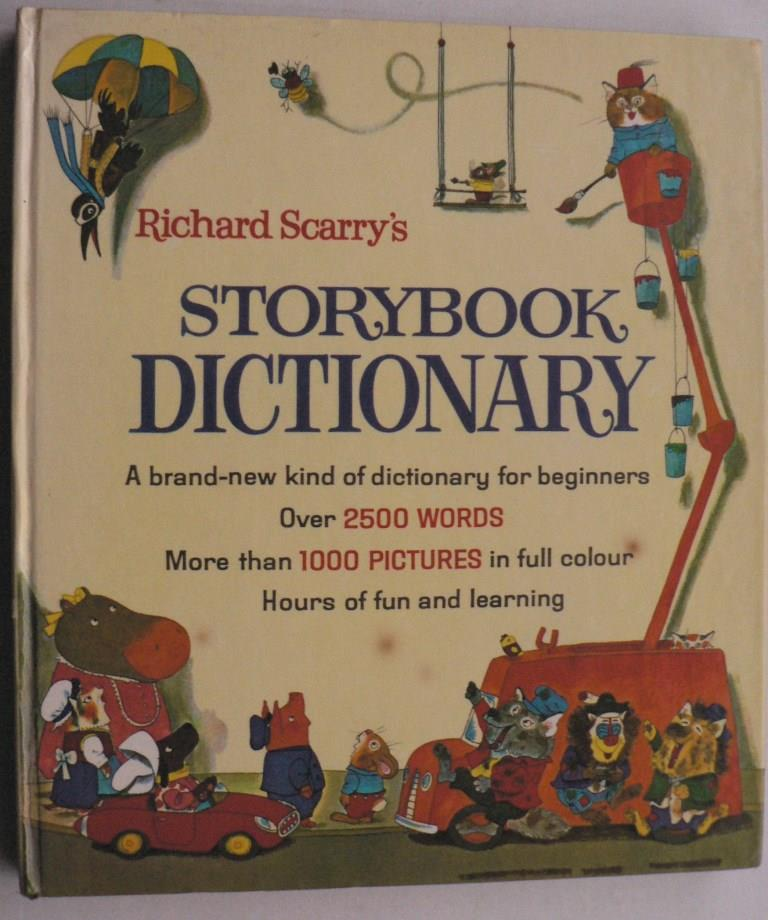 Richard Scarry Richard Scarry`s Storybook Dictionary. 7. Auflage