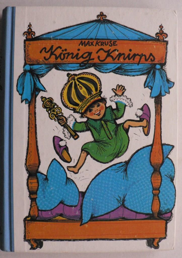 König Knirps 1. Auflage