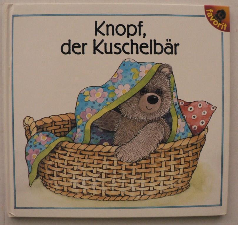 Knopf, der Kuschelbär