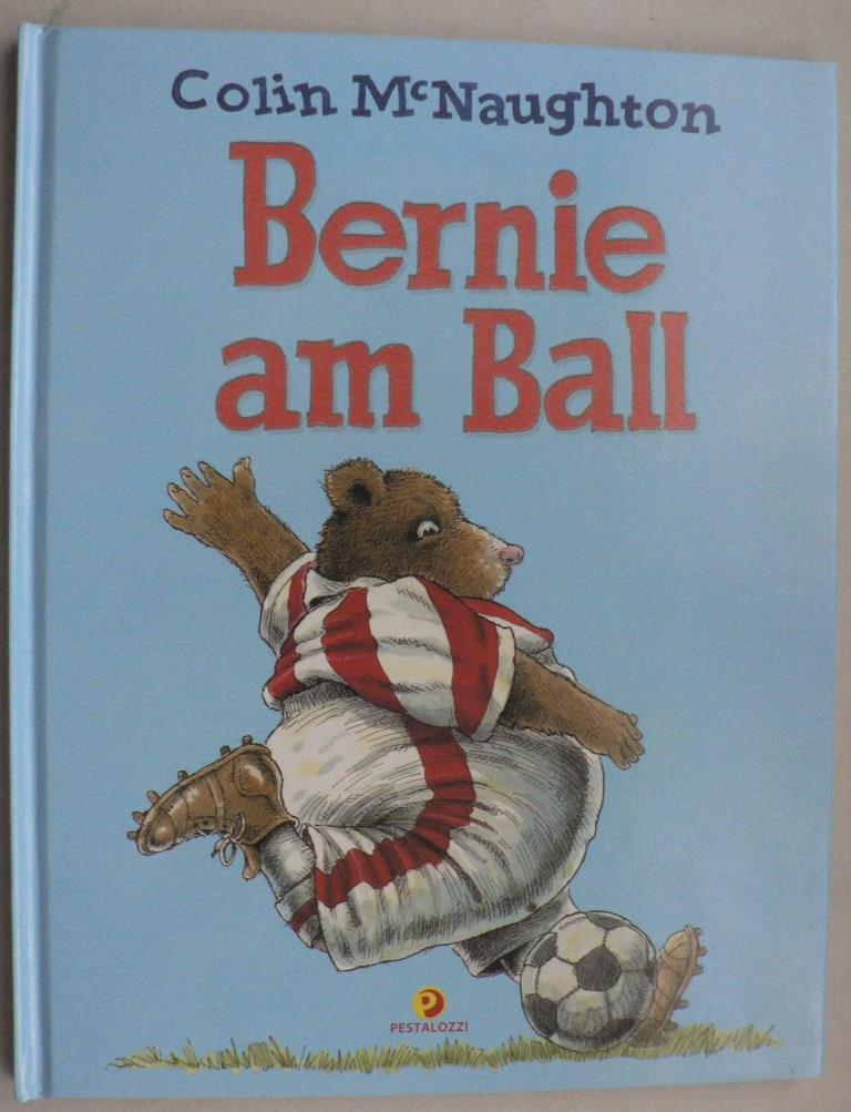 Bernie am Ball