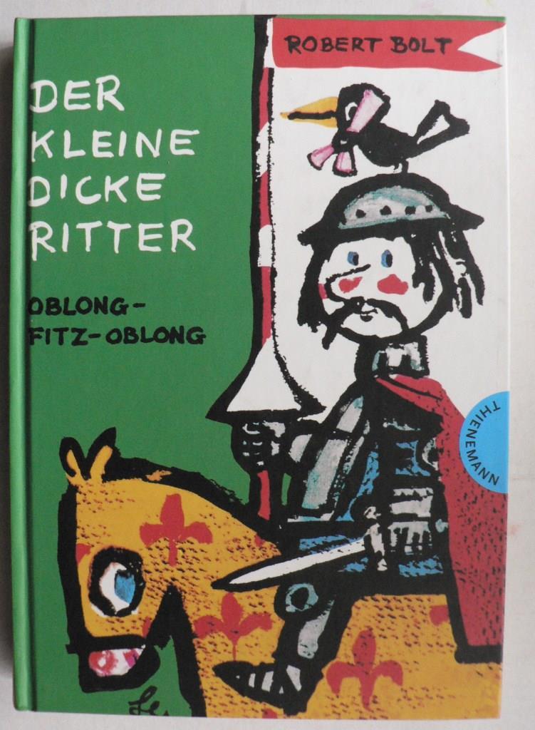 Der kleine dicke Ritter Oblong-Fitz-Oblong 16. Auflage