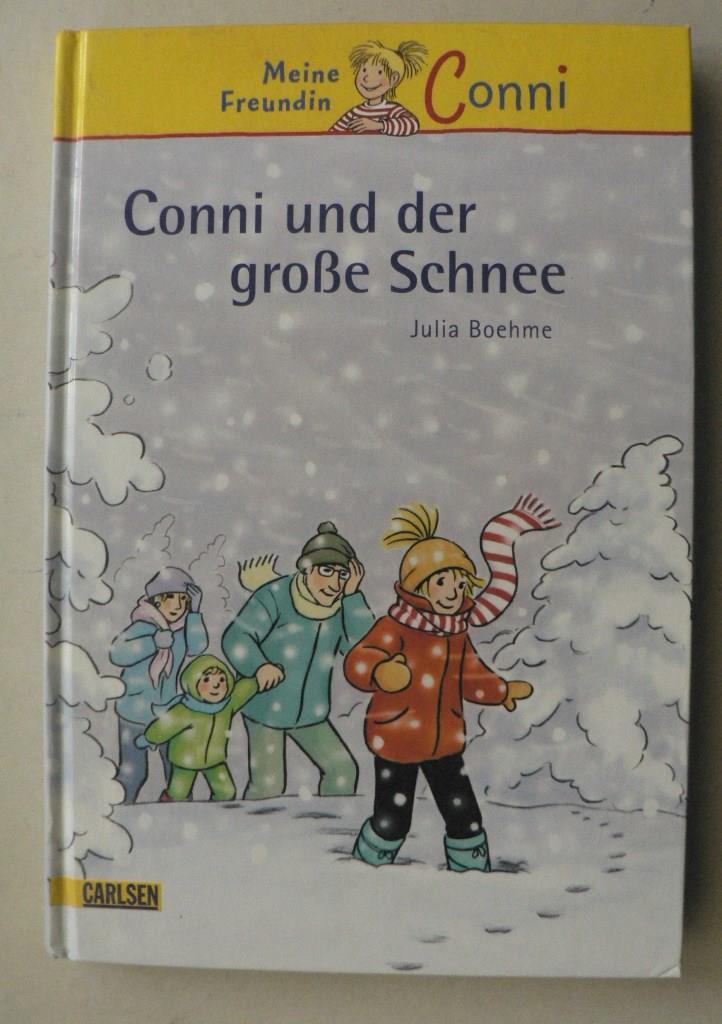 Conni-Erzählbände, Band 16: Conni und der große Schnee 1. Auflage