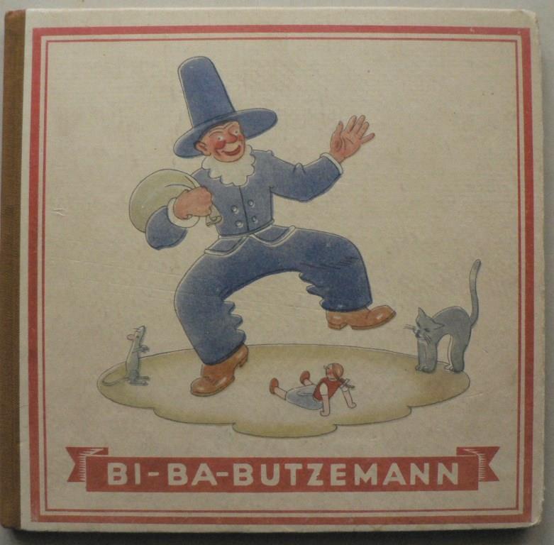 Bi-Ba-Butzemann. 15 Kinderlieder
