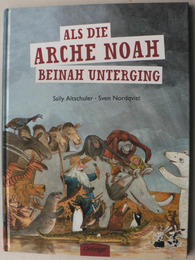 Als die Arche Noah beinah unterging