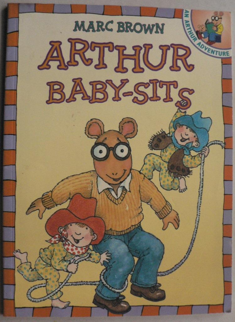Arthur baby-sits (Red Fox Picture Book) 2. Auflage