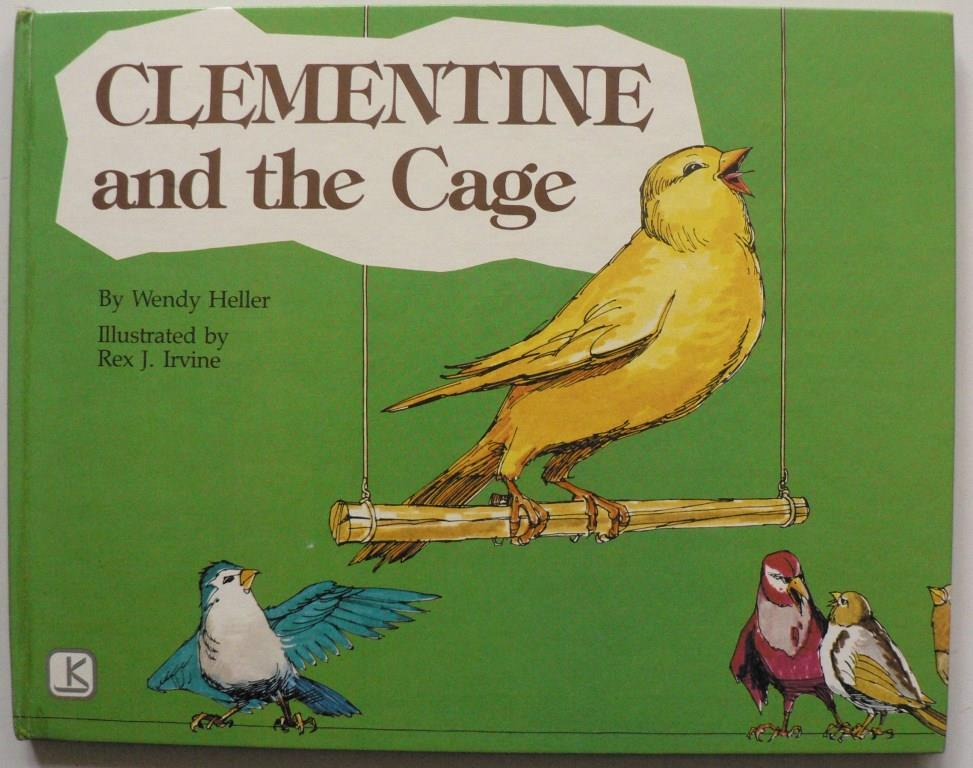 Clementine And The Cage 1. Auflage