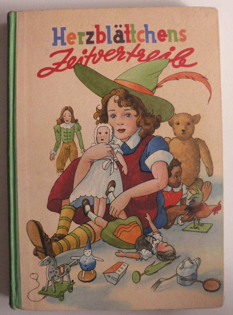 Herzblättchens Zeitvertreib. Ein Unterhaltungsbuch für Mädchen (Band 78)