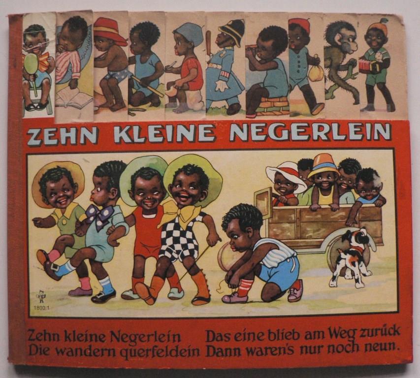 Zehn kleine Negerlein (Monkey Edition)