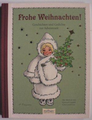 Frohe Weihnachten!  Geschichten und Gedichte zur Adventszeit