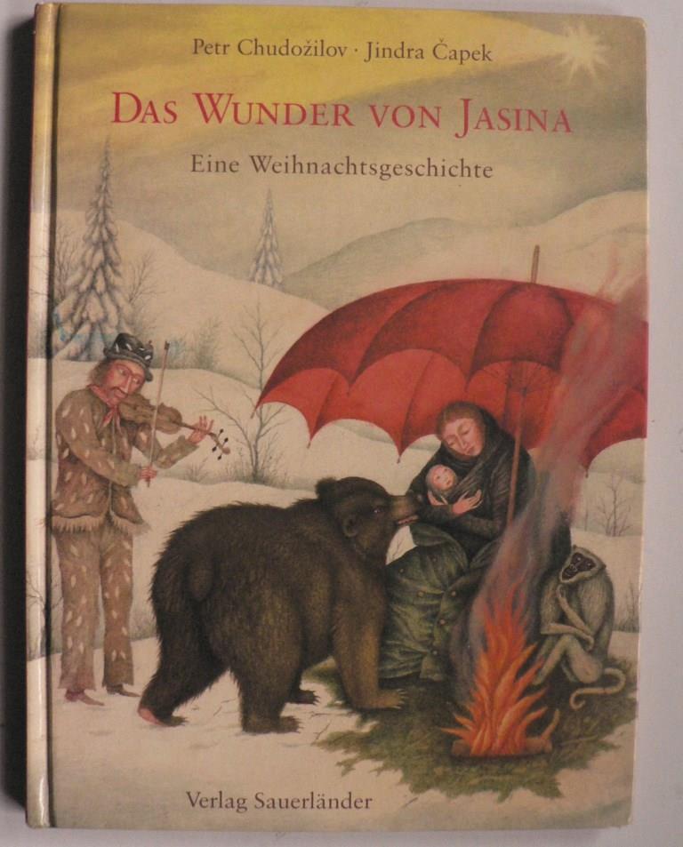 Das Wunder von Jasina. Eine Weihnachtsgeschichte