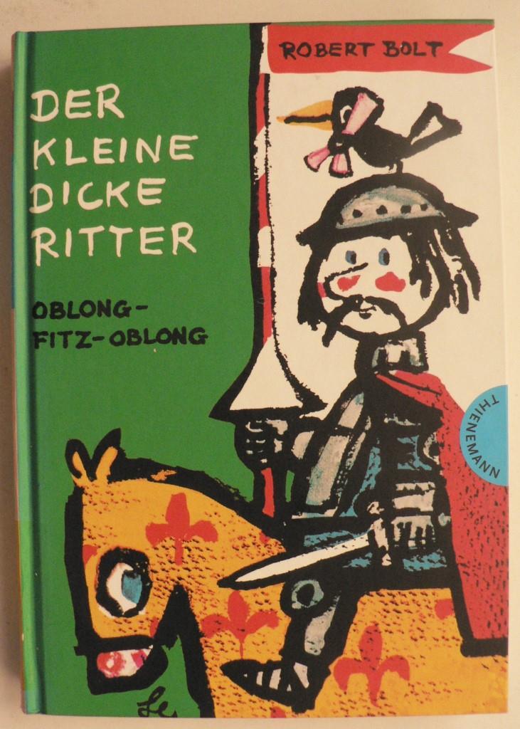 Der kleine dicke Ritter Oblong - Fitz - Oblong 16. Auflage