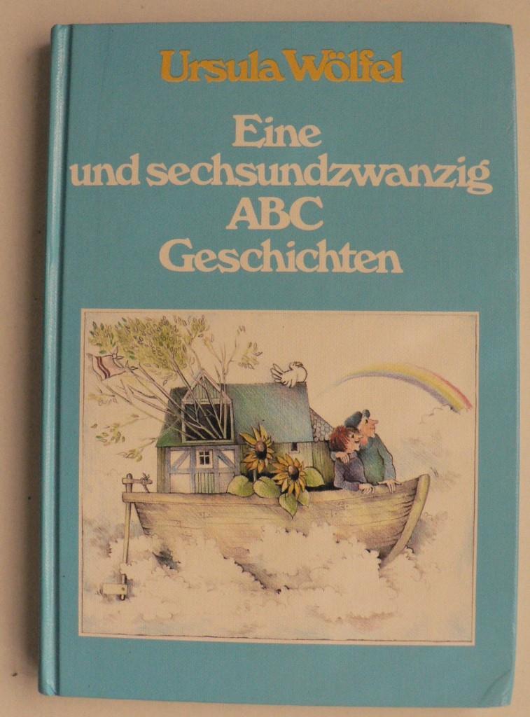 Eine und sechsundzwanzig ABC-Geschichten Lizenzausgabe Hoch Verlag