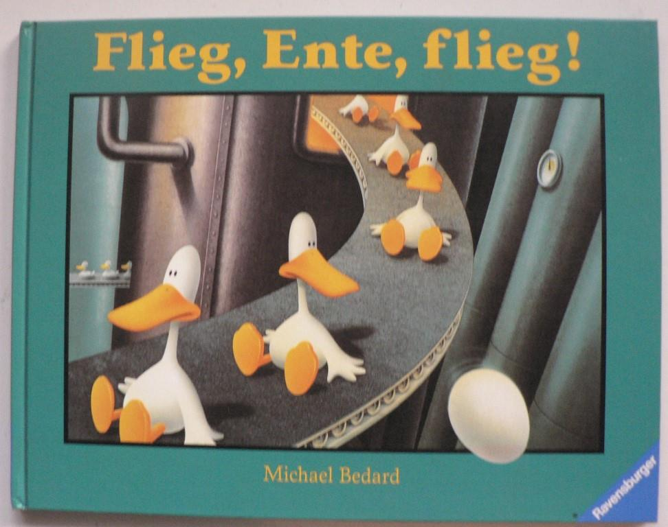 Flieg, Ente, flieg! 2. Auflage