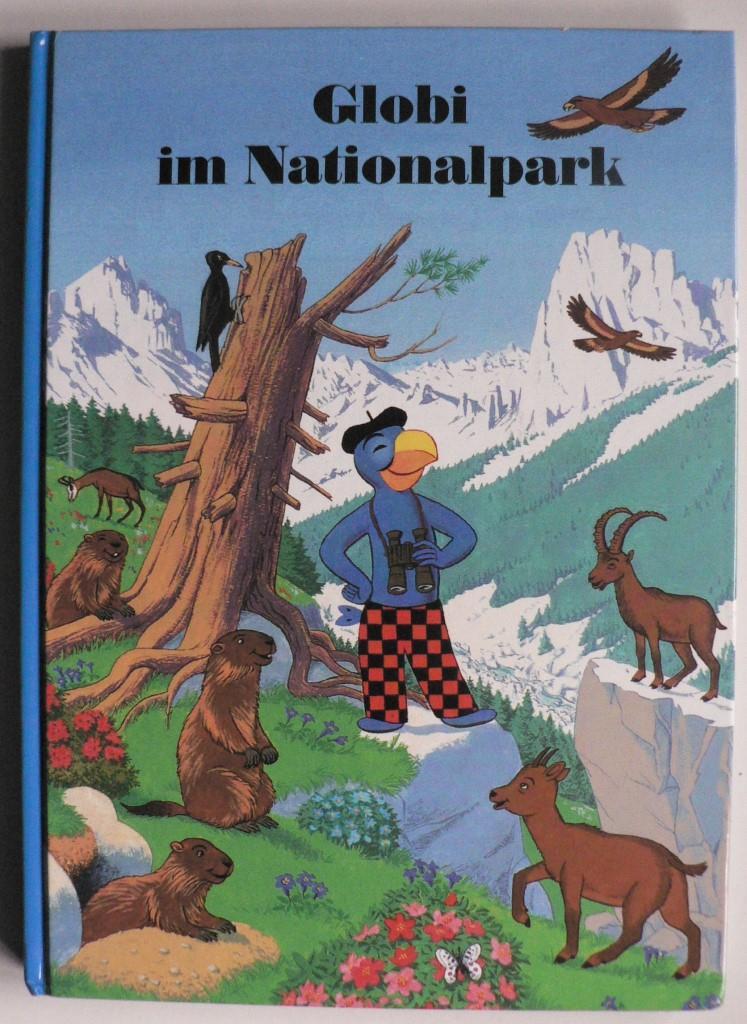 Strebel, Guido Globi im Nationalpark - Band 61 12. Auflage