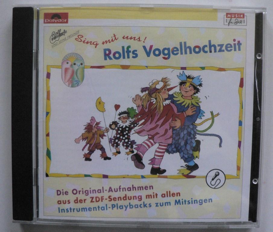 Zuckowski, Rolf  Sing mit uns:  Rolfs Vogelhochzeit
