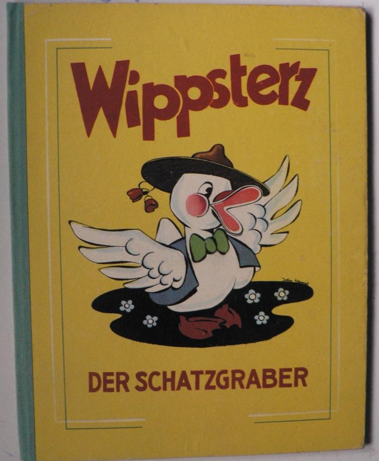 Joe C. de Kruyff/John Kennis (Illustr.) Wippsterz, der Schatzgraber