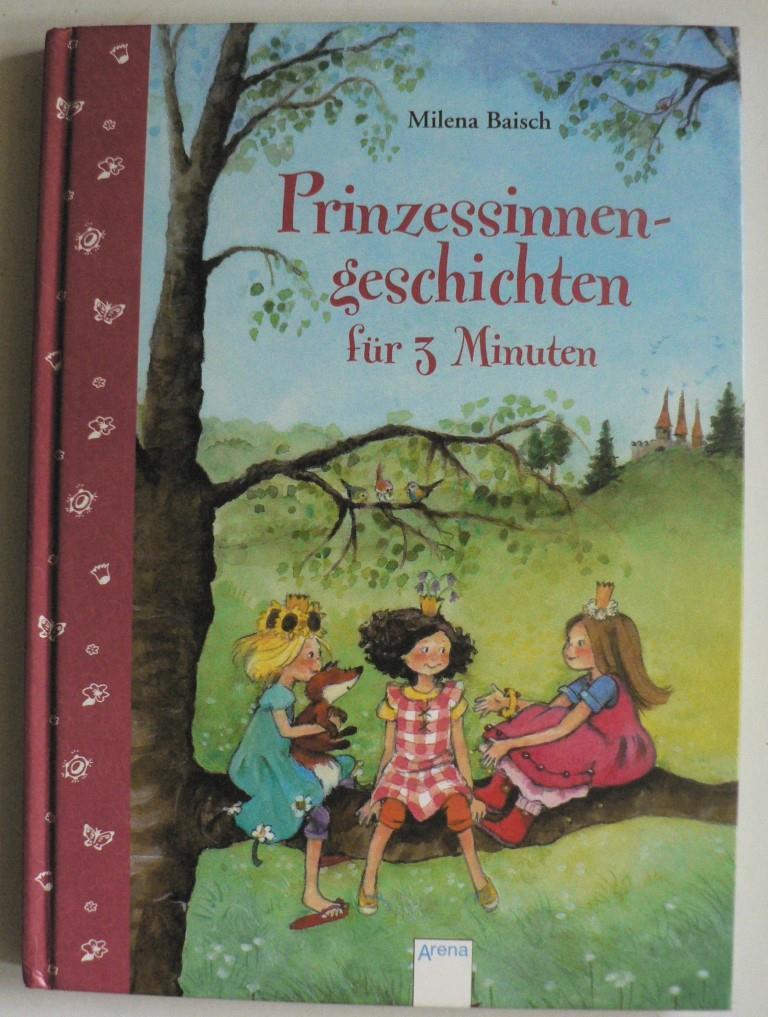Prinzessinnengeschichten für 3 Minuten 1. Auflage