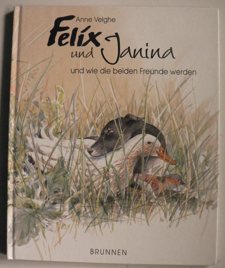 Felix und Janina und wie die beiden Freunde werden