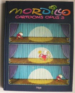 Guillermo Mordillo Mordillo Cartoons Opus 3 1. Auflage/1.-30.Tausend