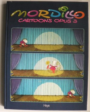 Mordillo Cartoons Opus 3 1. Auflage/1.-30.Tausend