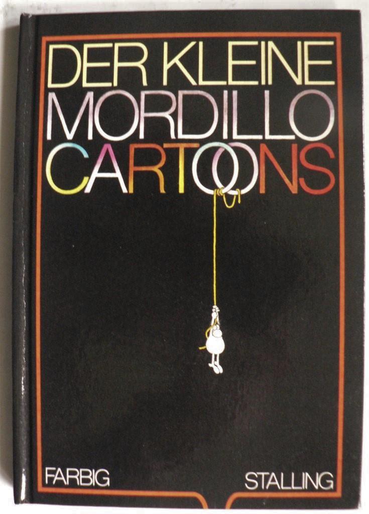 Der kleine Mordillo. Cartoons farbig