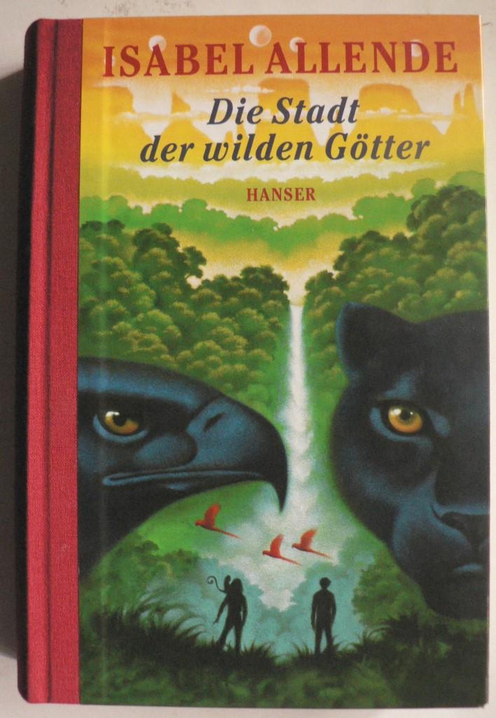 Die Stadt der wilden Götter 5. Auflage